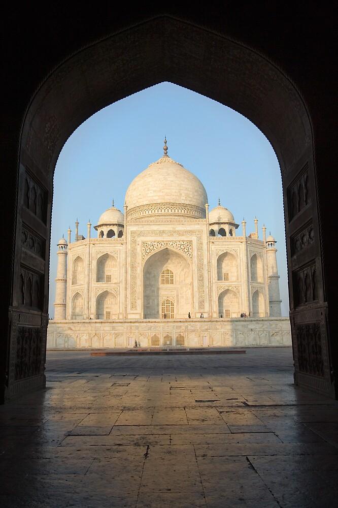 Taj Mahal by Anthony Begovic