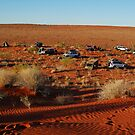 Simpson Desert Adventure,N.T. by Joe  Mortelliti
