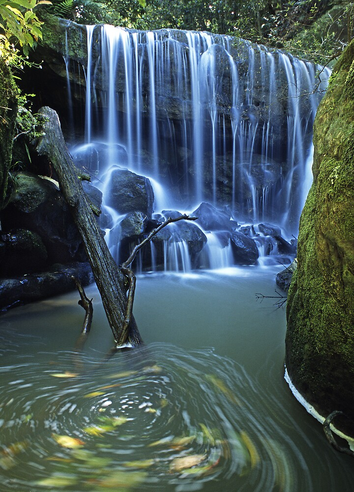 Lurline Falls by Michael Dingley