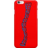 Bruhhhhh-Vertical iPhone Case/Skin