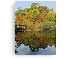 Fall Mirror Image        (1409111748VA) Canvas Print