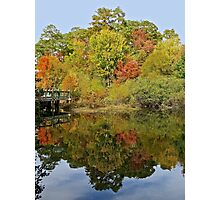 Fall Mirror Image        (1409111748VA) Photographic Print