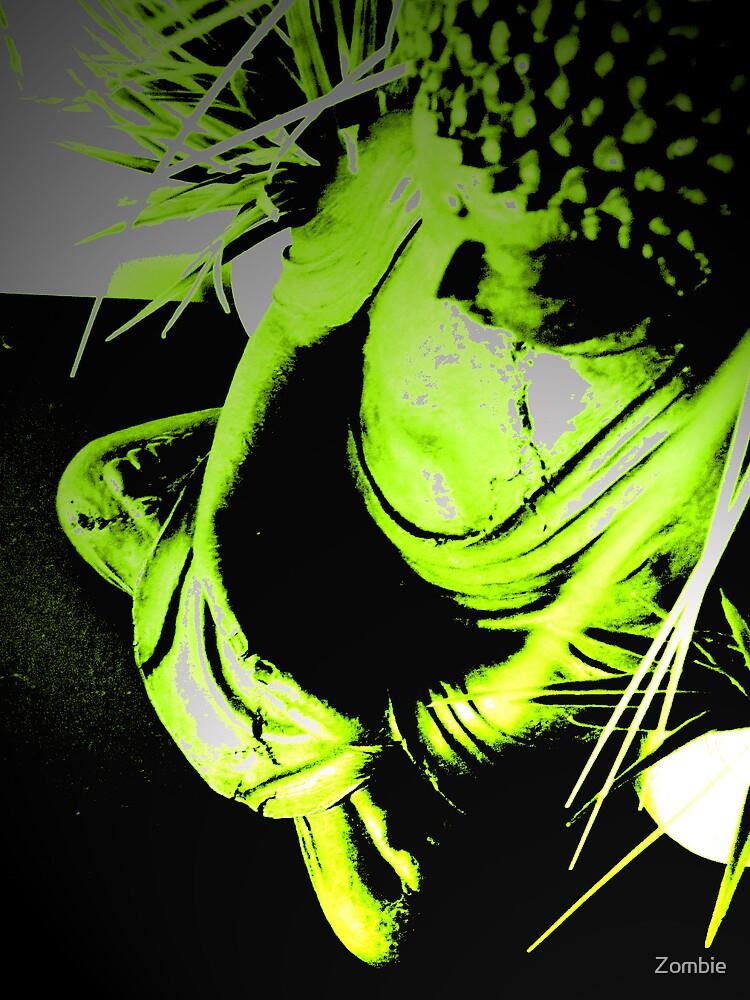 Buddha Bar- Green by Zombie