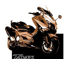 Yamaha T-Max by blister215