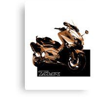 Yamaha T-Max Canvas Print