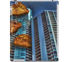 So He had a Fried Chicken Infection, She Loved Him Any Way iPad Case/Skin