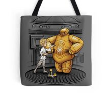 Big Hero 3PO Tote Bag