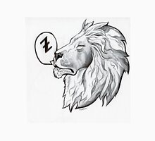 Lion a li-on around Unisex T-Shirt