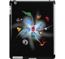 KIRBY THE INHALER iPad Case/Skin