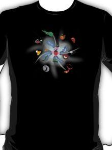 KIRBY THE INHALER T-Shirt
