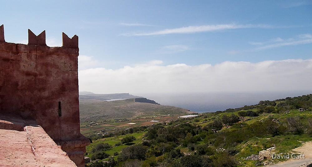 View from St. Agatha's by David Gatt