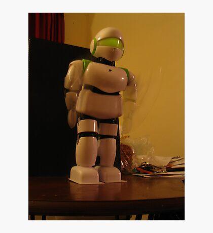 robot dance Photographic Print