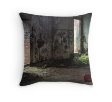 lack aspect Throw Pillow