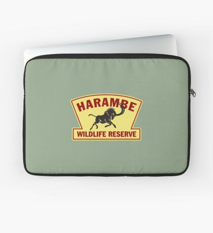 Harambe Laptop Sleeve