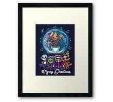 Merry Grootmas  Framed Print