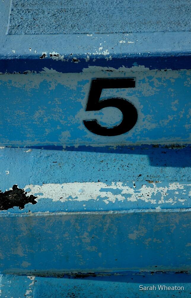5 by Sarah Wheaton