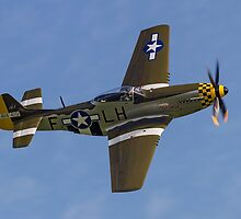 "P-51D Mustang 45-15118 G-MSTG ""Janie"" by Colin Smedley"