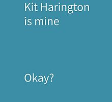 Kit Hartingon  by Jillsadetective