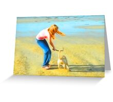 Best Friends 3 Greeting Card