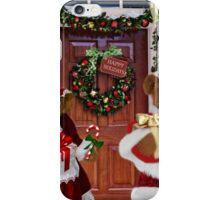 ¨*•♫♪¸¸HAVE YOURSELF A BEARY LITTLE CHRISTMAS - PICTURE, MUGS,TRAVEL MUGS,PILLOW, & TOTE BAG ho HO ho¨*•♫♪¸¸ iPhone Case/Skin