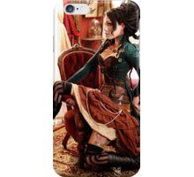 Lady Visceral~ Steamgirl iPhone Case/Skin