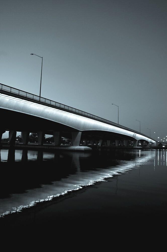 Narrows Bridge Perth by Elana Halvorson