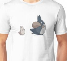 No ink - Totoro Unisex T-Shirt