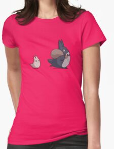 No ink - Totoro Womens T-Shirt