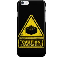 Watch Your Steps iPhone Case/Skin