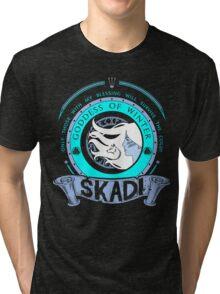 SKADI - GODDESS OF WINTER Tri-blend T-Shirt
