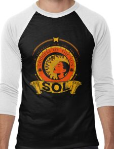 SOL - GODDESS OF THE SUN Men's Baseball ¾ T-Shirt