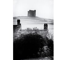 The Chapel On Top Of The Hill Photographic Print