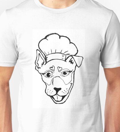 Chef Kelly Kelpie Unisex T-Shirt