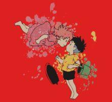 ink - Ponyo&Sasuke One Piece - Long Sleeve