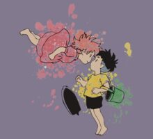 ink - Ponyo&Sasuke Kids Clothes