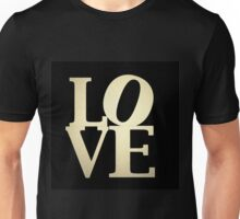 Love Park Philadelphia Sign Unisex T-Shirt