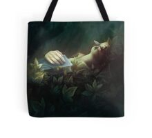 The Exquisite Corpse Tote Bag