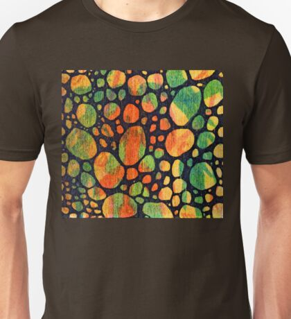 Abstract Color Square 2 Unisex T-Shirt