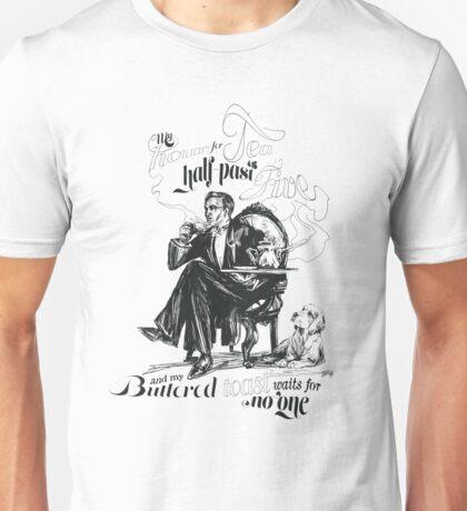 Mr Barrow's Tea Time Unisex T-Shirt