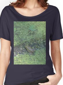 Swamp frog Women's Relaxed Fit T-Shirt