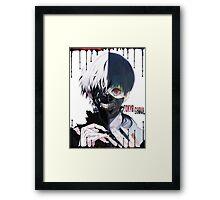 Kaneki Ken  Framed Print