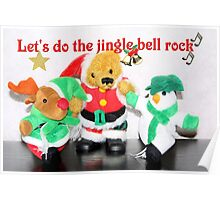 Jingle Bell Rock Poster