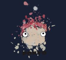 Little Ponyo ink Kids Tee