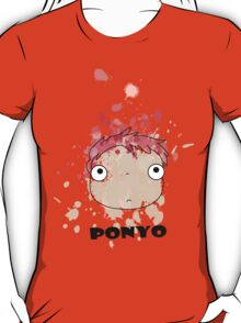 Little Ponyo ink T-Shirt