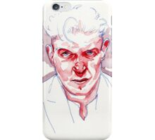 Man of Crime 1 iPhone Case/Skin
