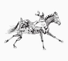 HORSE POWER  by LydiaCross