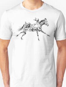 HORSE POWER  T-Shirt