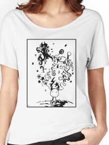 Where is my mind? Women's Relaxed Fit T-Shirt
