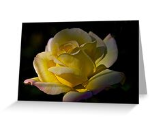 A Whisper of Passion Greeting Card