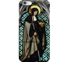 Stained Glass - Prague, St. Vitus Cathedral 6 iPhone Case/Skin